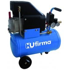 COMPRESSORE HU-FIRMA 230V HUCAF-24L 1C/DIR 2HP 24 LITRI