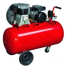 COMPRESSORE 220V 2 CIL/CINGHIA 2HP 100 LITRI