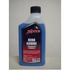 X - One Nero Gomme