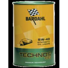 Bardahl TECHNOS C60 5W40 LT 1