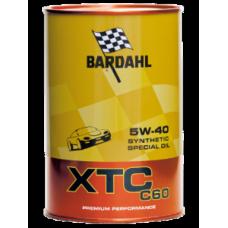 Bardahl XTC C60 5W40 LT 1