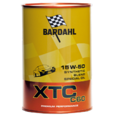 Bardahl XTC C60 15W50 LT 1