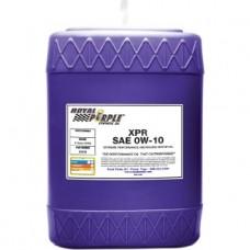 Royal Purple XPR RACING OIL 0W10 da 19 LT