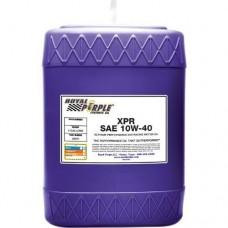 Royal Purple XPR RACING OIL 10W40 da 19 LT