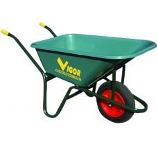 CARRIOLA VIGOR 100-VERDE VASCA VERDE PLASTIC LT. 100